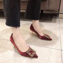 Giày cao gót nữ thời trang, kiểu cá tính, phong cách Hàn năng động
