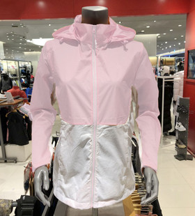 Summer new style ladies outdoor sunscreen and windproof skin coat M769-1199