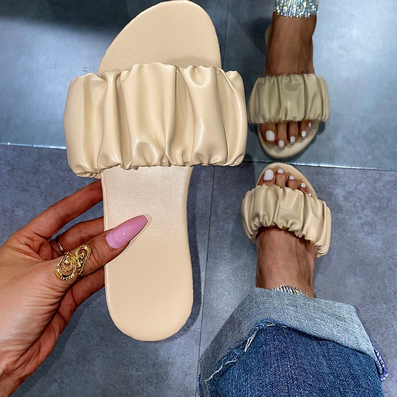 2021 African Fashion Shoes Sandals For L...