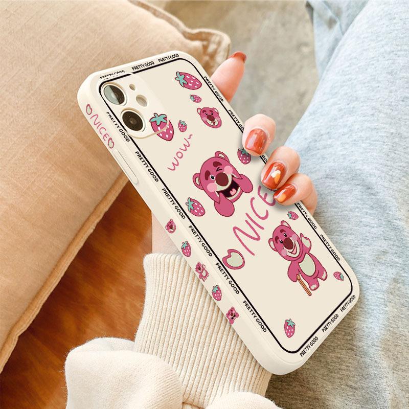 聚盛实力工厂iPhone13手机壳侧边图案 全包  适用苹果12 一件代发
