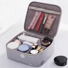 洗漱包网红化妆包ins风火品少女心小号便携大容量旅行收纳袋盒