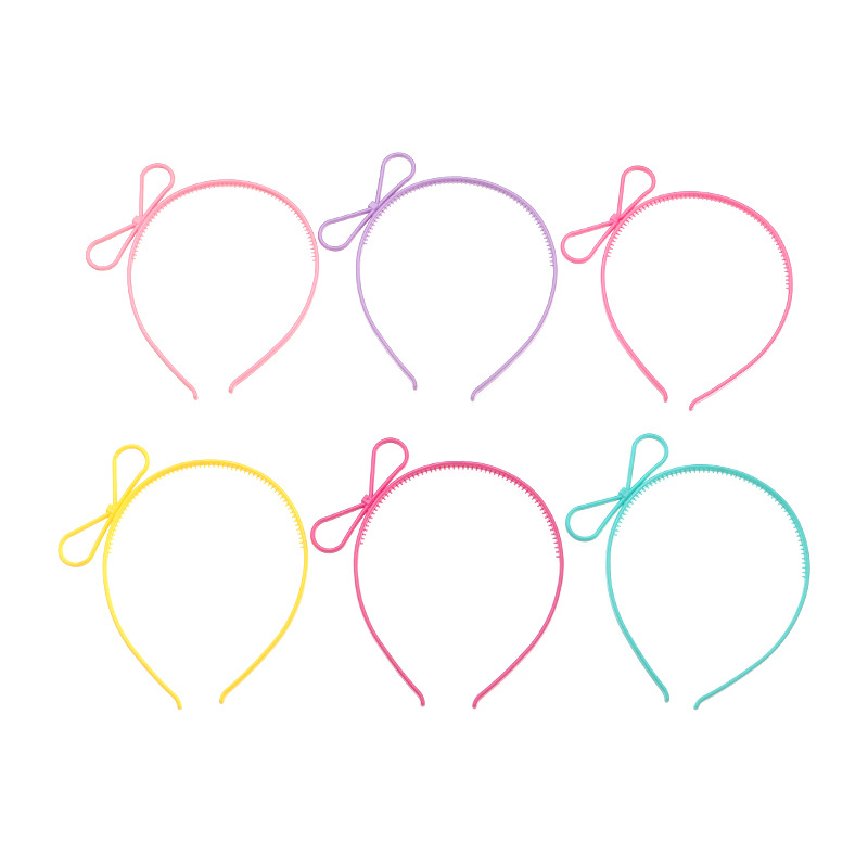 Korea new cute children's bow hair band NHNU306631