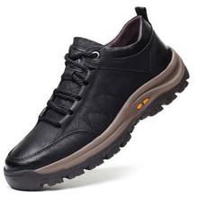 冬季新款登山棉鞋单棉同款休闲加厚保暖高帮男鞋子男士运动鞋代发