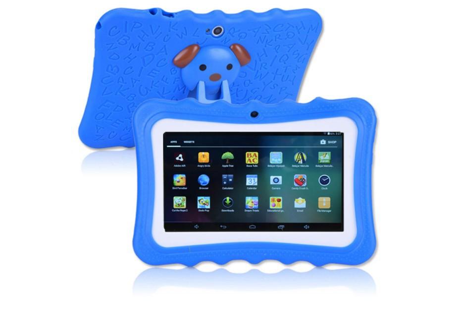 儿童平板电脑 学生q88平板电脑 礼品平板电脑 WIFI平板电脑 跨境
