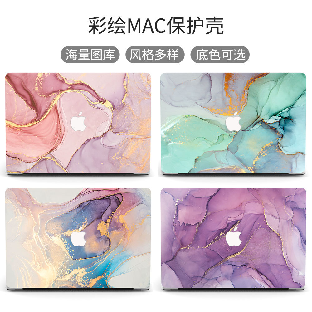 Suitable for macbook protective shell pr...