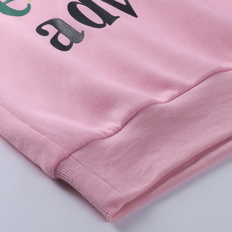 women's color letter printing sweater and trousers suit nihaostyles clothing wholesale NSXPF75315