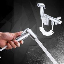批发跨境马桶喷枪套装卫生间水龙头妇洗器冲洗器女士私处清洗器