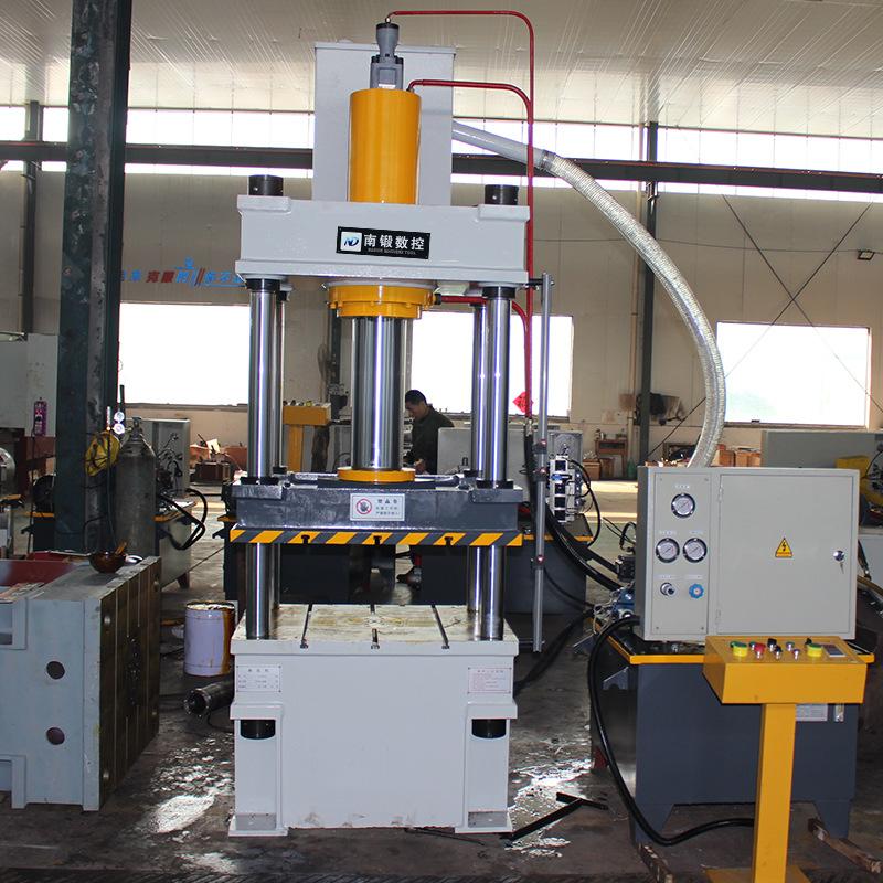 100吨四柱油压机支持定做南锻数控