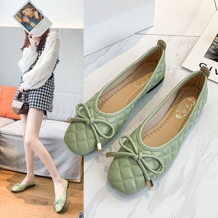 Doudou shoes women's shoes new spring an...