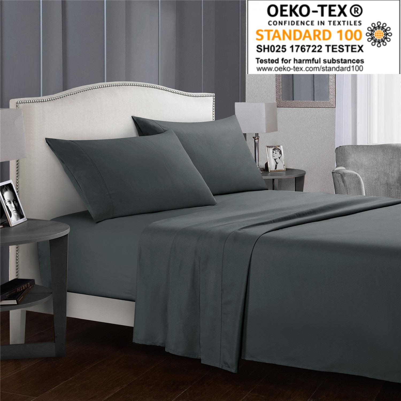 维欧跨境家纺亚马逊ebay床单床笠外贸四件套bed sheet set枕套