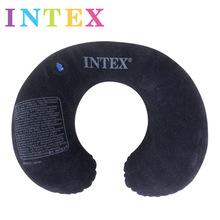 INTEX充气枕头68675 午休旅行靠枕 颈椎保健U型护颈枕 颈枕