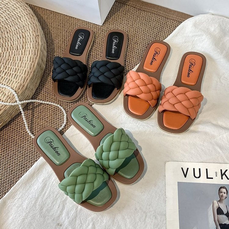 2021 summer tide slippers outdoor daily...