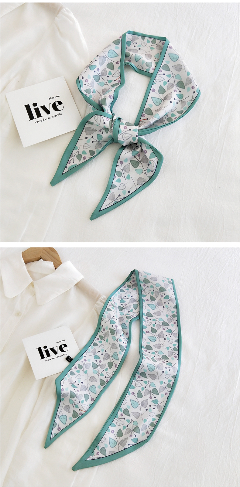 new printing fashion scarf  NHMN317818