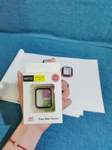 Apple Iwatch Watch Shellated High-Gloss All-Inclusive Protection 44 мм Оболочка Pline Integrated 360 градусов Watched Shell