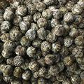 手工艺花茶球双龙戏珠开花茶福州茉莉花茶组合小包装球形绿茶银针