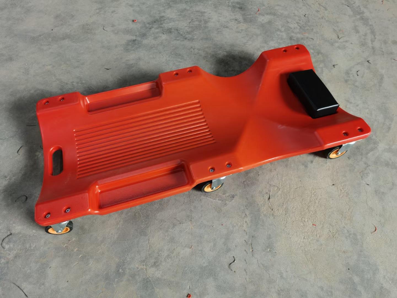修车睡板 汽车修理躺板吹塑机 汽修滑板吹塑机器