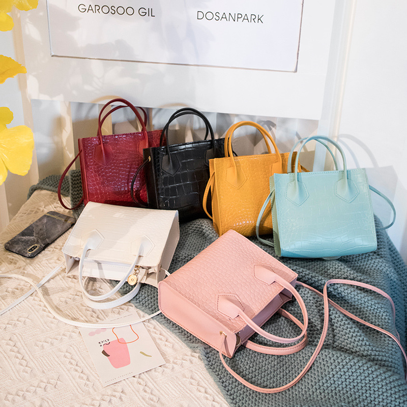 Foreign trade female bag 2021 summer new...