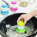 自动加液刷锅刷压液洗碗清洁刷不粘油厨房清洁洗锅洗碗刷工厂批发
