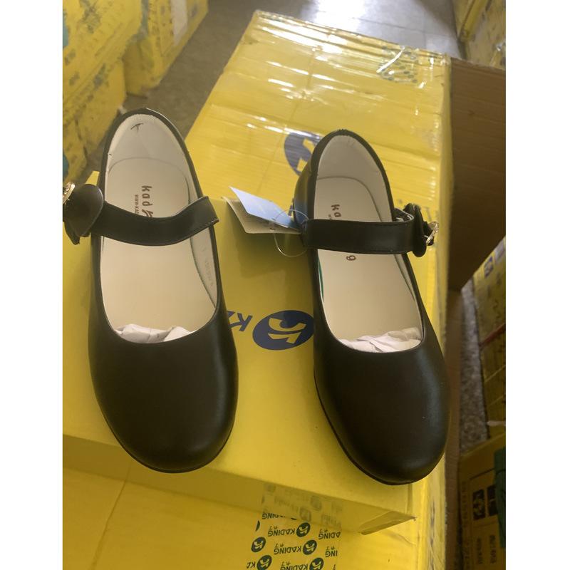 卡丁童鞋女童公主皮鞋 品牌撤柜GF9383073