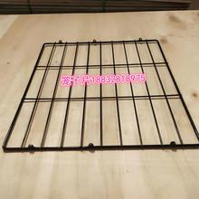 金属丝网厂供应铁丝网笼子片 宠物笼底网侧网 网格围栏异型网片