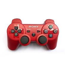 厂家销售ps3手柄1:1按键ps3游戏手柄蓝牙无线手柄可链接PC手柄