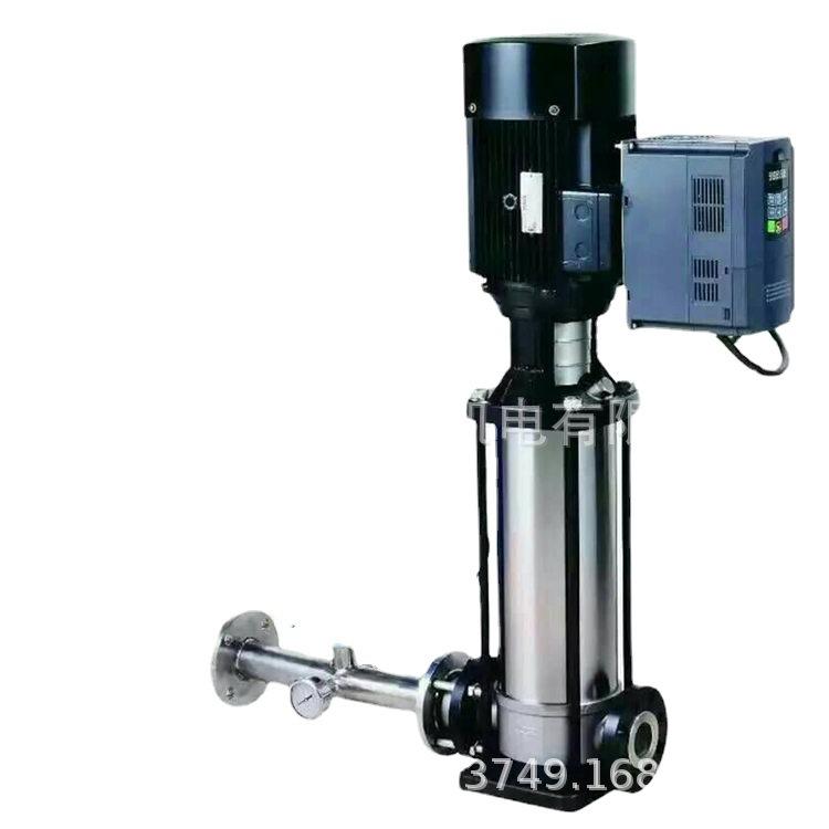 供应惠沃德CDL不锈钢变频立式泵 40CDLF8-100变频全自动恒压泵