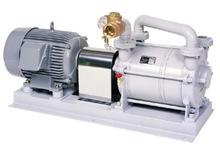 日本KASHIYAMA水封式真空泵 LEM40MA