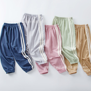 Summer new style Korean children's mosquito pants, foreign trade stalls, 5 yuan clothing, Alibaba Guangzhou tail goods