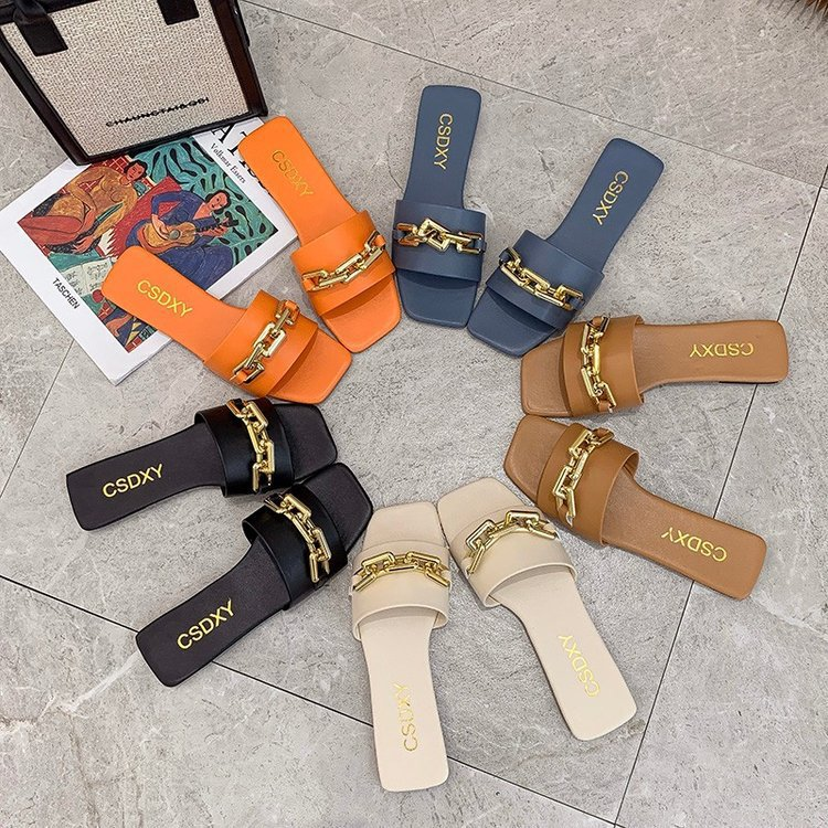 Sandals and slippers women summer new st...