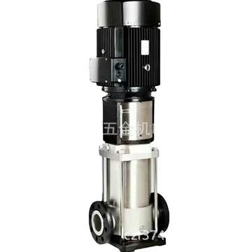 供应WUODOR不锈钢空调水泵 25CDLF2-220中央空调冷却循环泵
