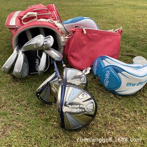 ឈុត សម្ភារ វាយ កូន ហ្គោ ល Golf Club Full Set Men Carbon Rod PZ725567
