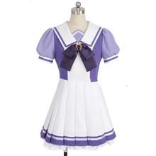 赛马娘PrettyDerby特雷森学园制服cos服全套cosplay动漫服装