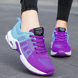 Shoes women 2021 new foreign trade women's shoes large size cross-border running shoes cushion shoes soft sole casual sports shoes women