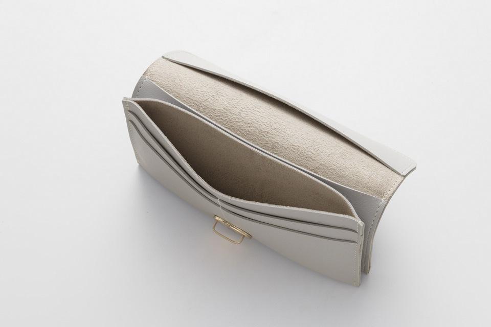 Korean new metal buckle long coin purse  NHBN310845