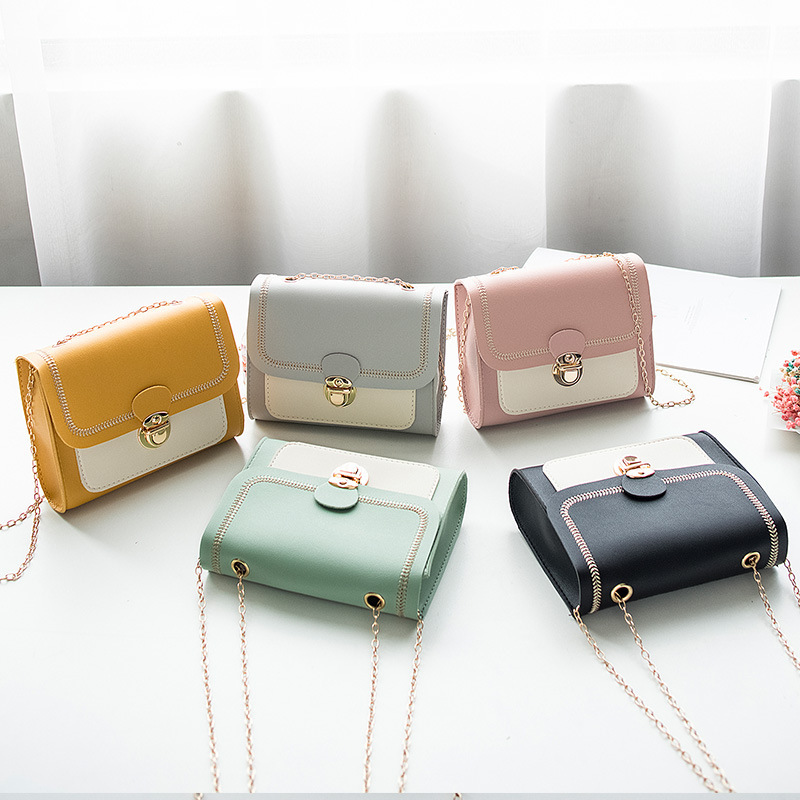 Mobile phone bag Korean version of the n...