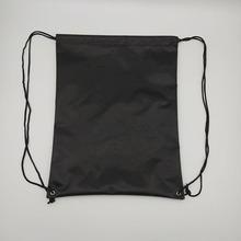 批发加厚涤纶束口袋抽绳袋抽绳包定制登山游泳储物袋抽绳双肩包