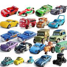 赛车汽车总动员 儿童玩具车合金车麦昆麦大叔车王路霸警长板牙