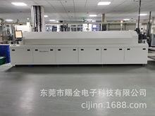 大型无铅十温区回流焊机CJ-REF-10 全自动回流焊接机 无铅回流焊