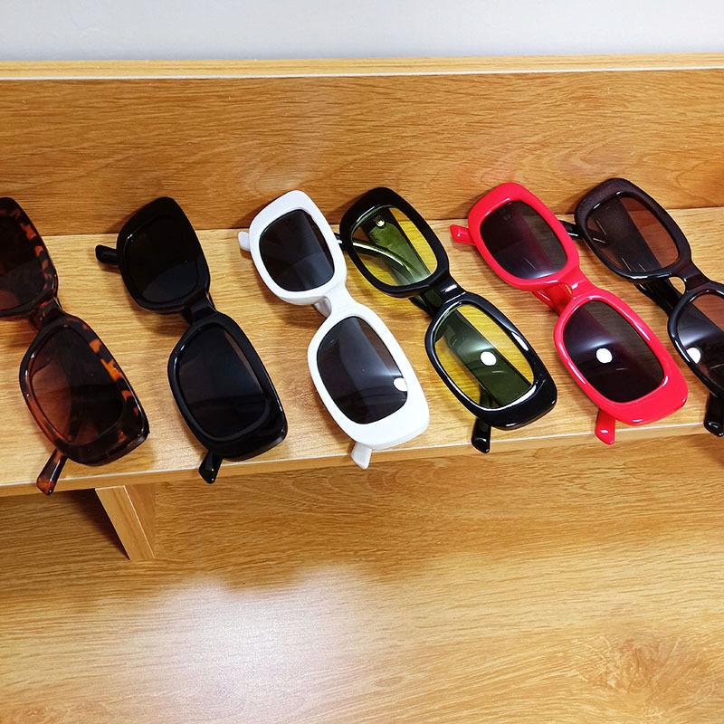 Korean new small frame UV protection sunglasses NHBA311518