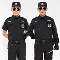 保安制服工作服套装男春秋冬长袖