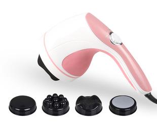 Puli 603 ручной электрический массажер, палка для спины, талии, шейного отдела позвоночника, регулировка скорости, машина для отжимания жира, подарки для деловых встреч