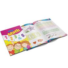 现货货源儿童英语书图书绘本数学书启蒙教育