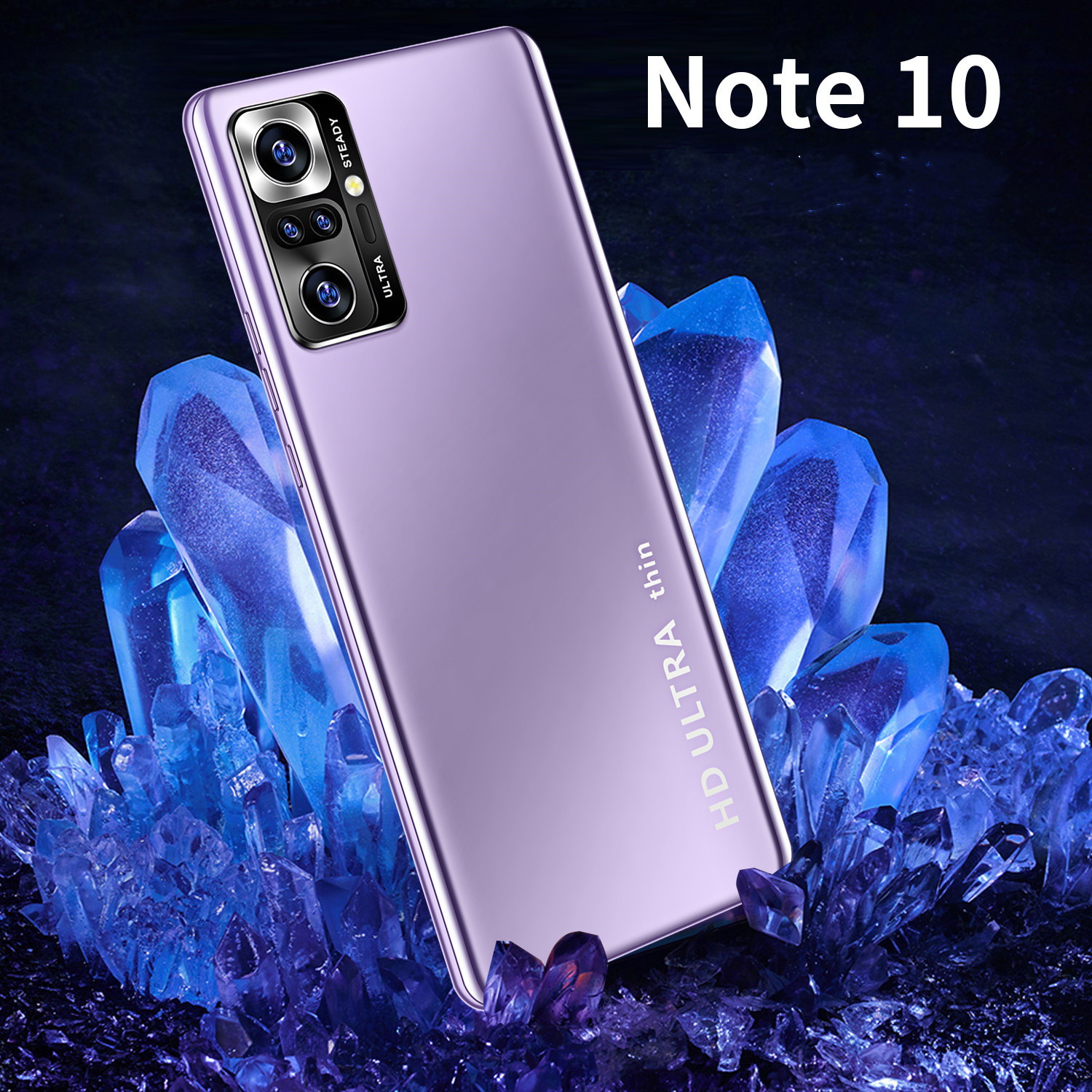 Cross border mobile phone new note10 Pro Max domestic android Unicom low-cost Southeast Asian Smartphone