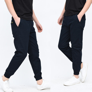 Cotton canvas single trousers overalls work pants casual outdoor welding machine repair labor insurance work pants multi-pocket green