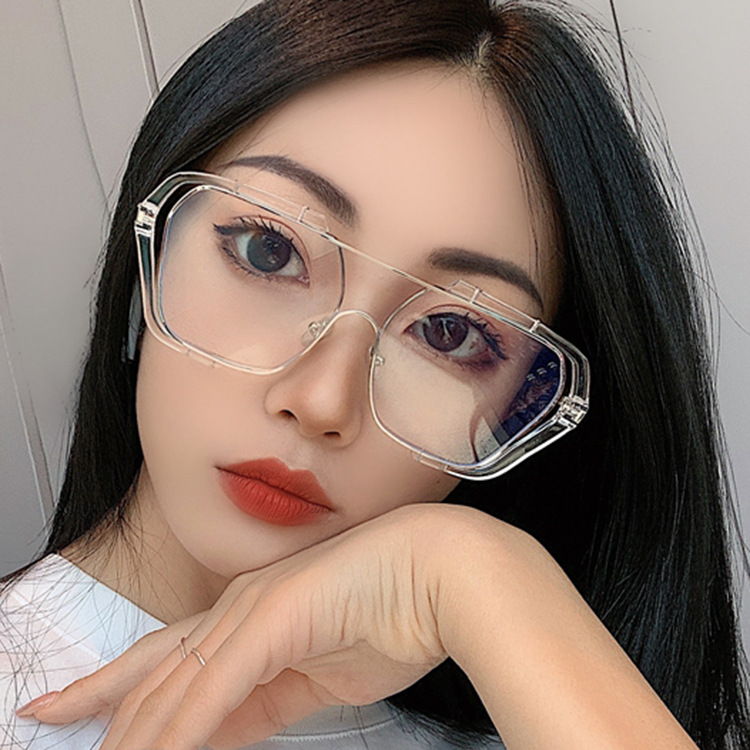Korean fashion hollow new glasses NHKD313359