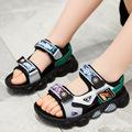 男童凉鞋2021新款夏季中大童小孩软底舒适露趾儿童小童宝宝男孩童