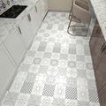 地板贴自粘卫生间防水防滑阳台浴室厨房地贴瓷砖贴纸PVC墙纸自粘
