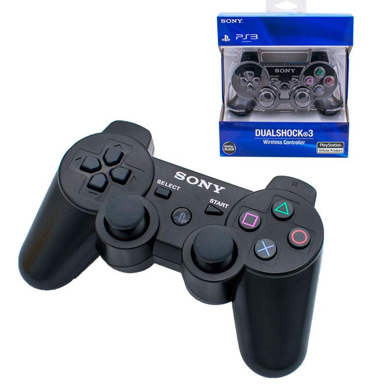 现货PS3游戏手柄 PS3蓝牙无线手柄 ps3通用按键游戏手柄 厂家直销