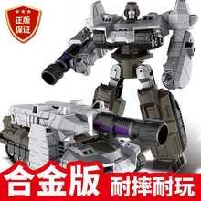 变形玩具金刚儿童机器人擎天柱模型变身恐龙黄蜂汽车飞机坦克男孩