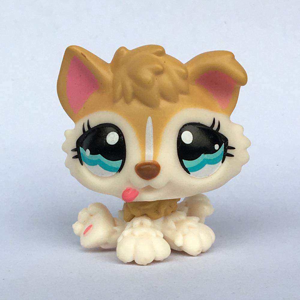 老款lps至Q宠物pet shop迷你猫狗外贸热销动物玩具